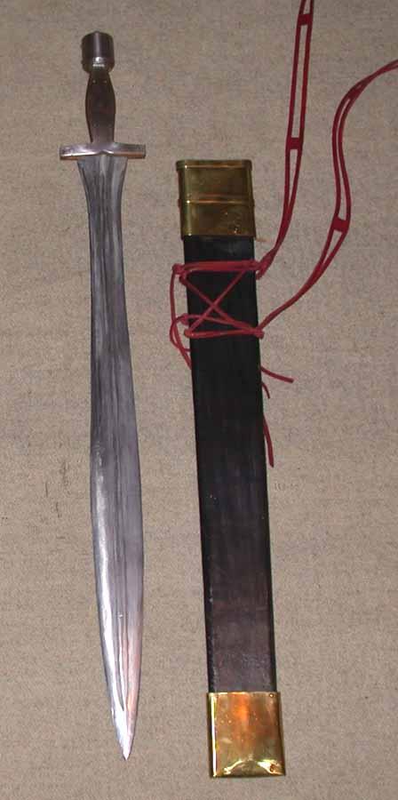 Greek Hoplite Weapons