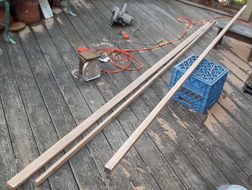 Using a modern ash dowel for a spear shaft? -- myArmoury com