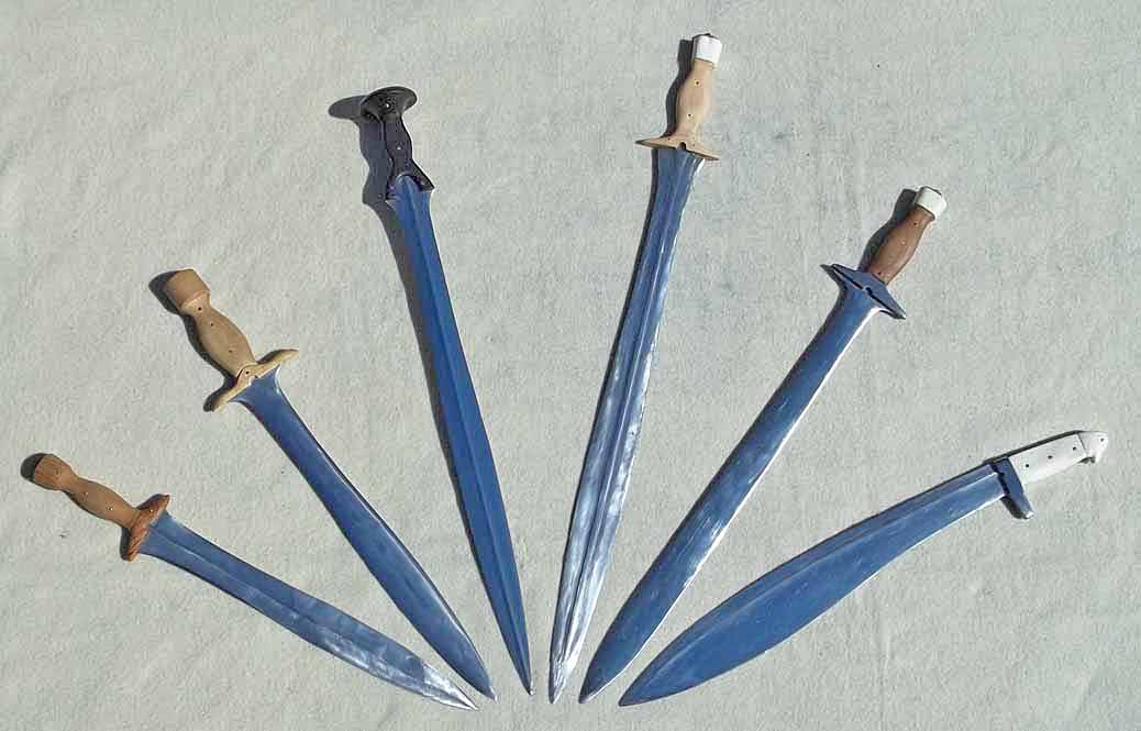 Greek Hoplite Weapons
